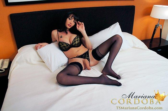 Stockings and panties