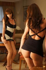Mariana Cordobas Tight ass